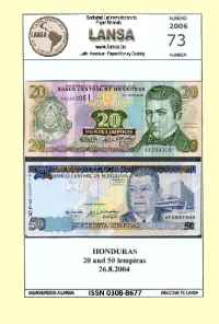 Numismondo-World Paper Money Picture Catalog - LANSA 73, 1 33
