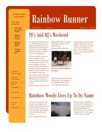 Rainbow Woods Campgrounds - 2007 07 09
