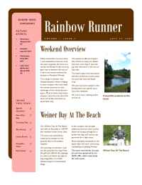Rainbow Woods Campgrounds - 2007 07 23