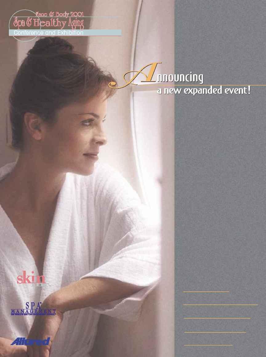 Skin Inc. Magazine - APB 2001