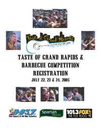 WBCT Grand Rapids - togrbrochure