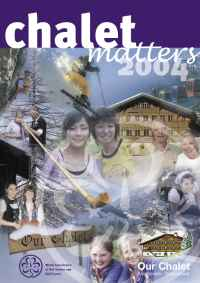 Our Chalet Adelboden - Chalet Matters 2004