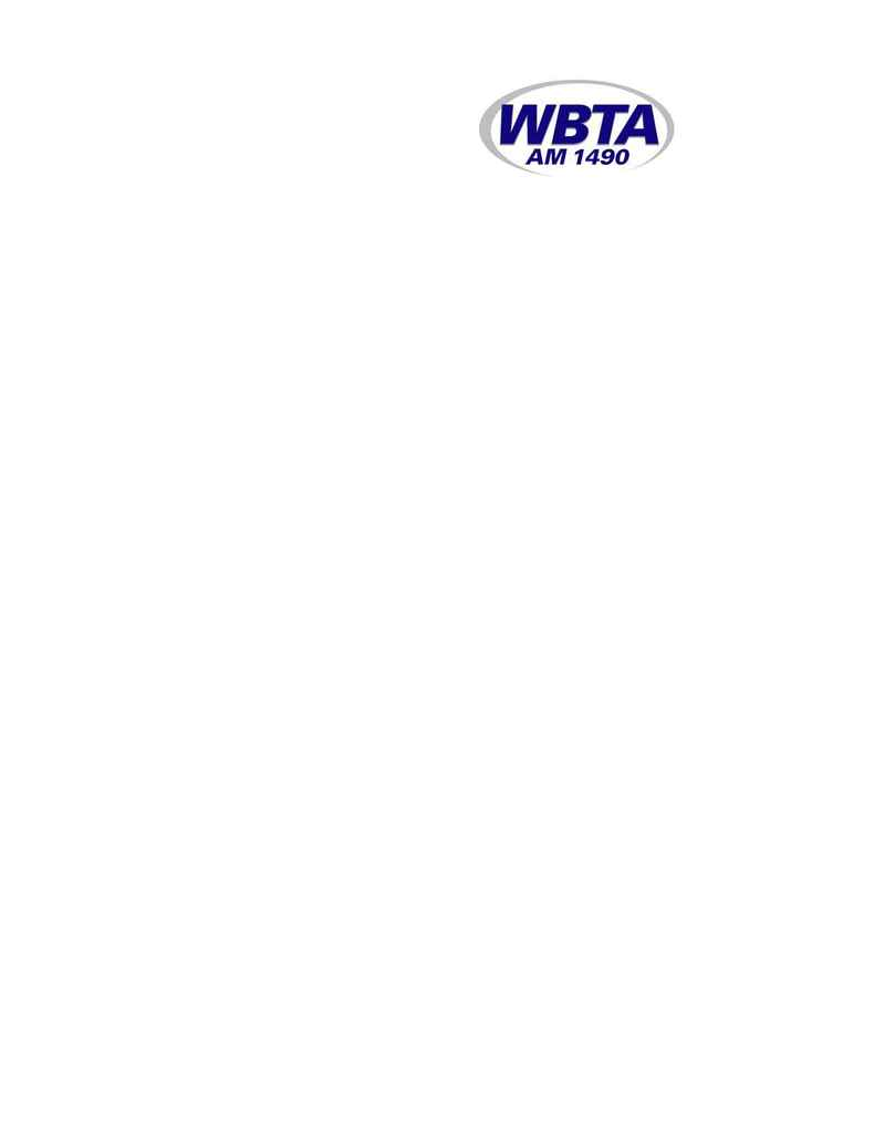 WBTA AM 1490 - 65rules