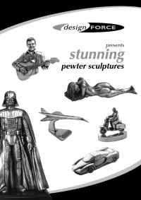 Design Force - Pewter Catalogue