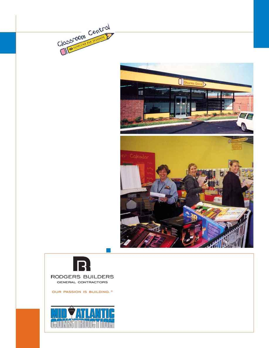 Rodgers Builders - Rodgers Report Winter 2003