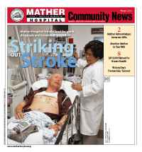 John T. Mather Memorial Hospital - winter 06
