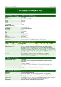 n-Tec - MSDS Carbon Cones Grade A ( D)