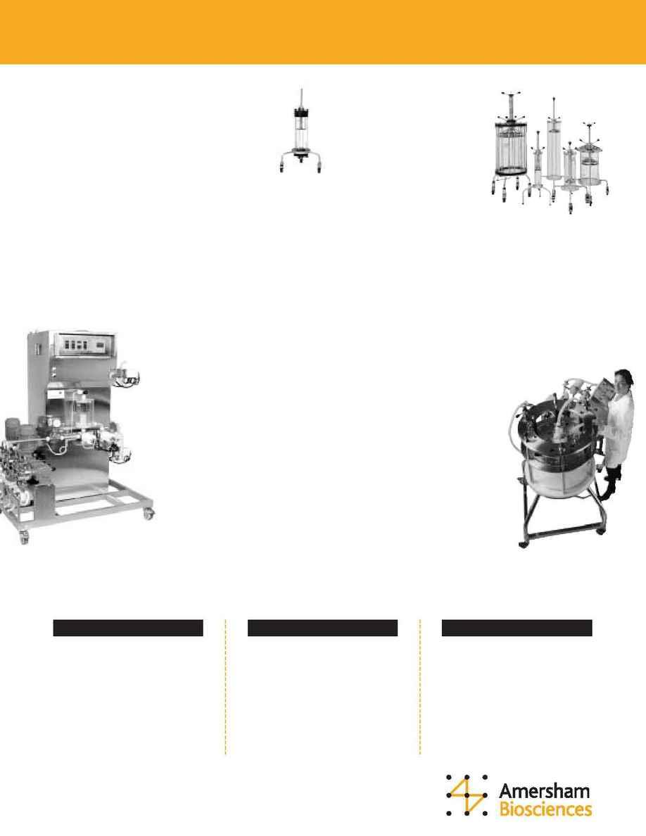Amersham Bioprocess - AB COL 1 Fast Trak NA