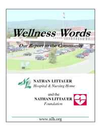 Nathan Littauer Hospital and Nursing Home - csp 2006
