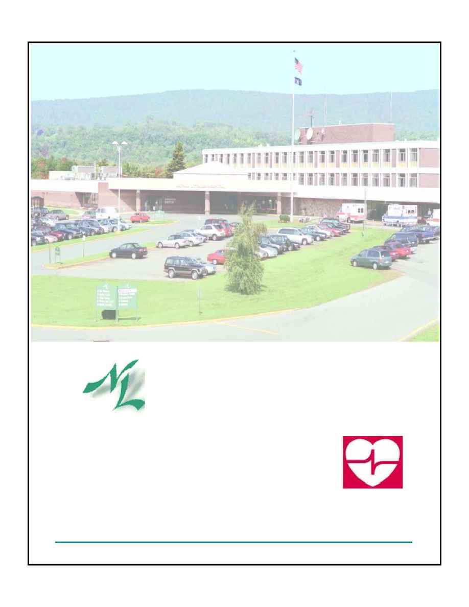 Nathan Littauer Hospital and Nursing Home - csp 2006