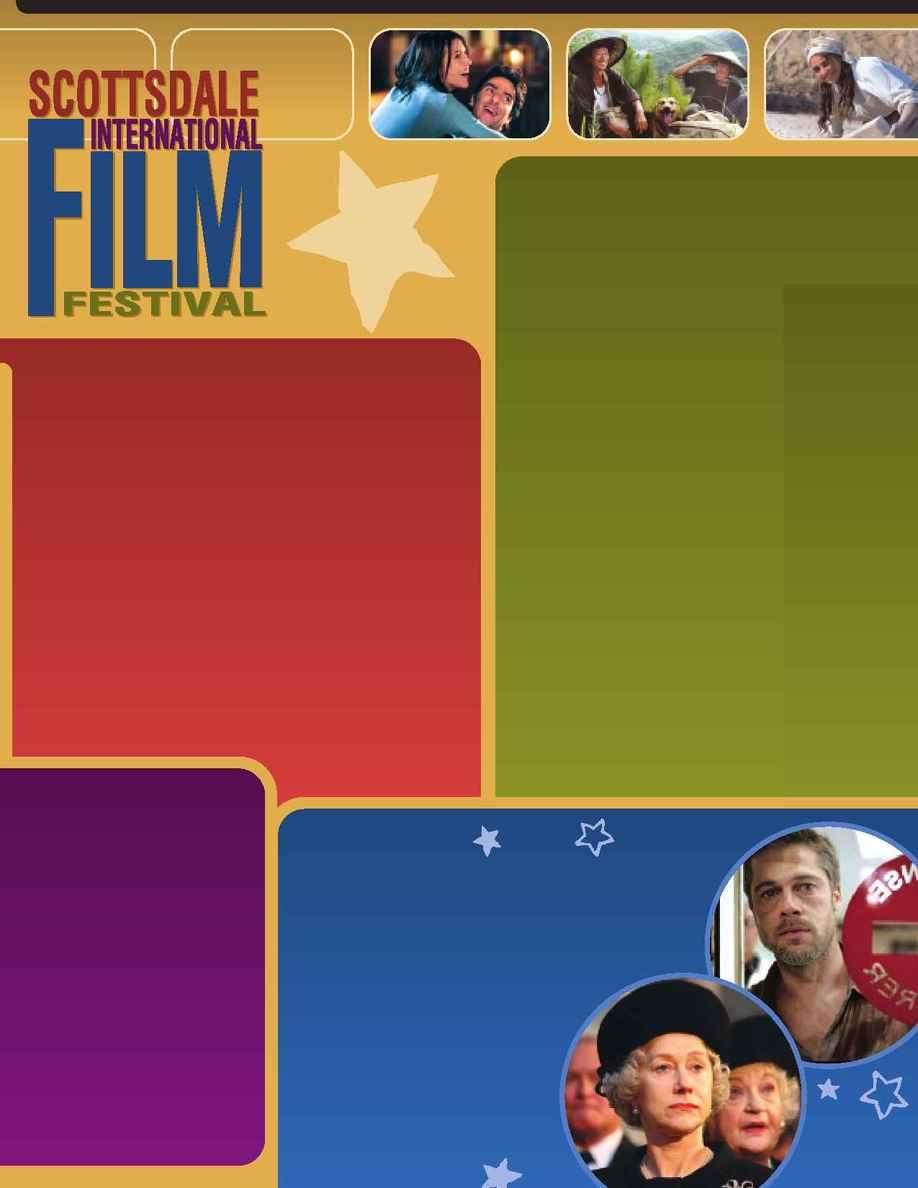 Scottsdale International Film Festival - sponsorship info
