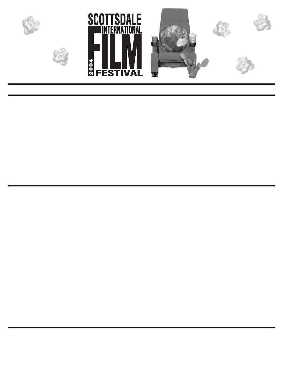 Scottsdale International Film Festival - submit