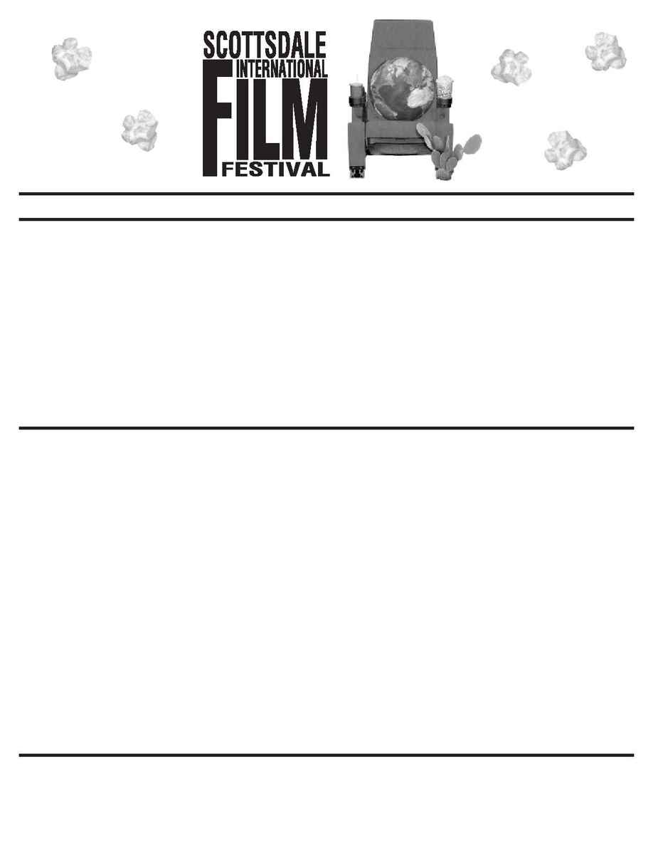 Scottsdale International Film Festival - submit form 06