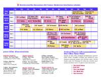 Scottsdale International Film Festival - schedule 05