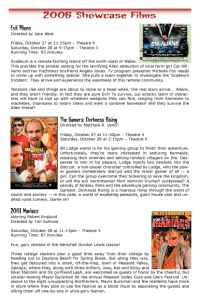 The International Horror and Sci-fi Film Festival - Page 14