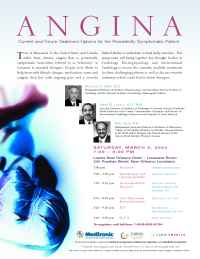 CardioGenesis Laser Therapies for Angina and Heart Disease Patients - 200403437 ACC Flyer