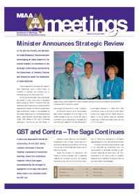 Mice Magazine - MIAANewsletter