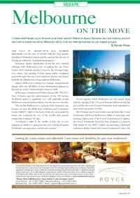 Mice Magazine - Melbourne