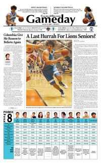 Columbia Spectator - sports