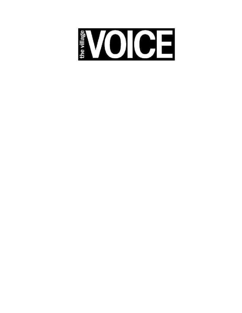 The Village Voice - application