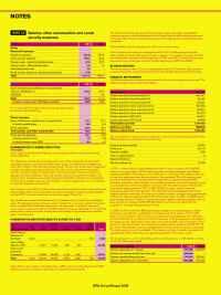 Modern Times Group MTG AB - MTG note 28 en