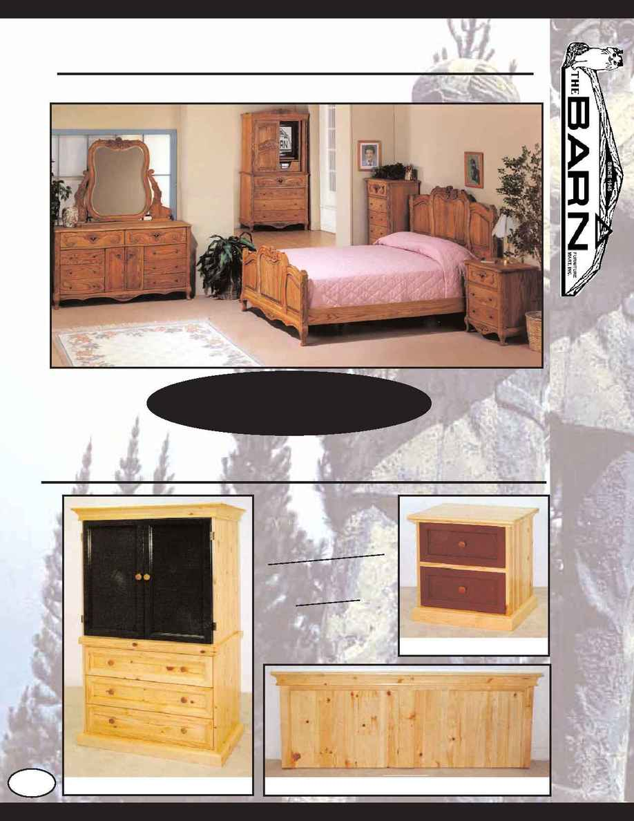 Barn Furniture Mart, Inc. - bedpg 53