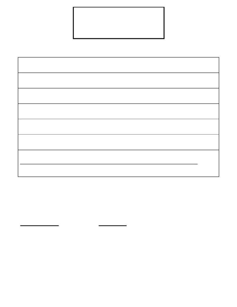 Channel One Network - Entry Form