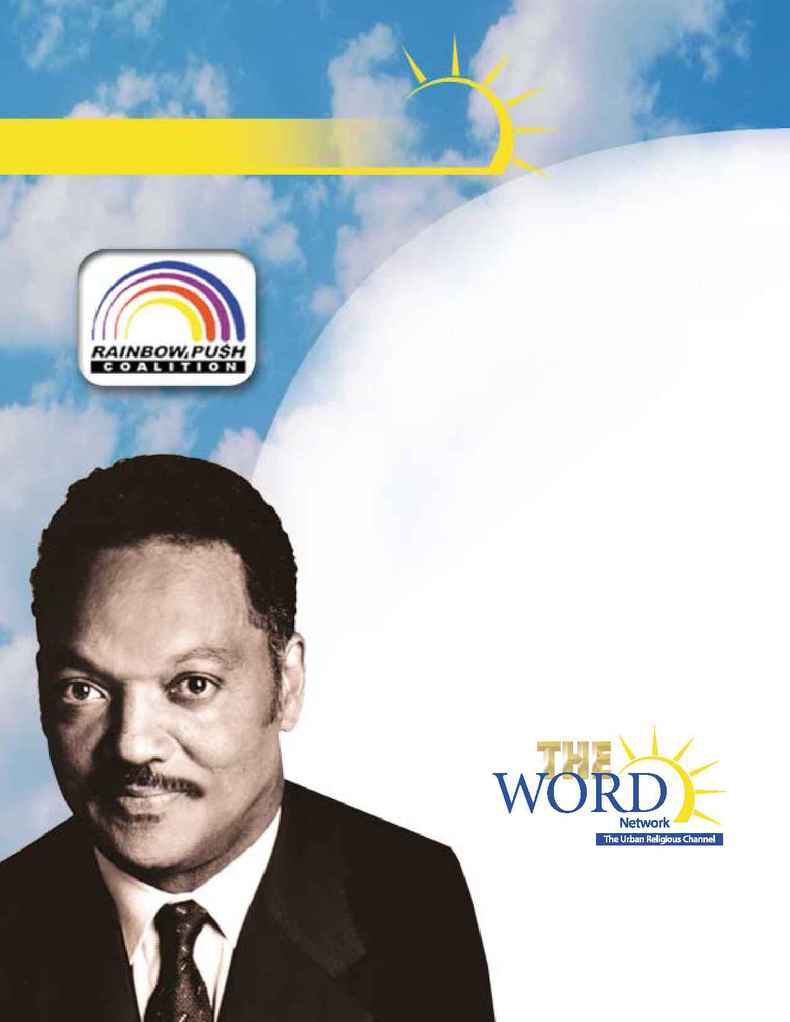 The Word Network Urban Religious Channel - Jesse