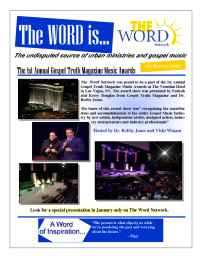 The Word Network Urban Religious Channel - 1st Quarter 2003