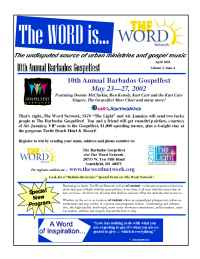 The Word Network Urban Religious Channel - Apr 2002