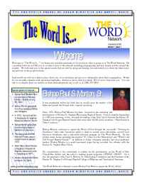 The Word Network Urban Religious Channel - Dec00