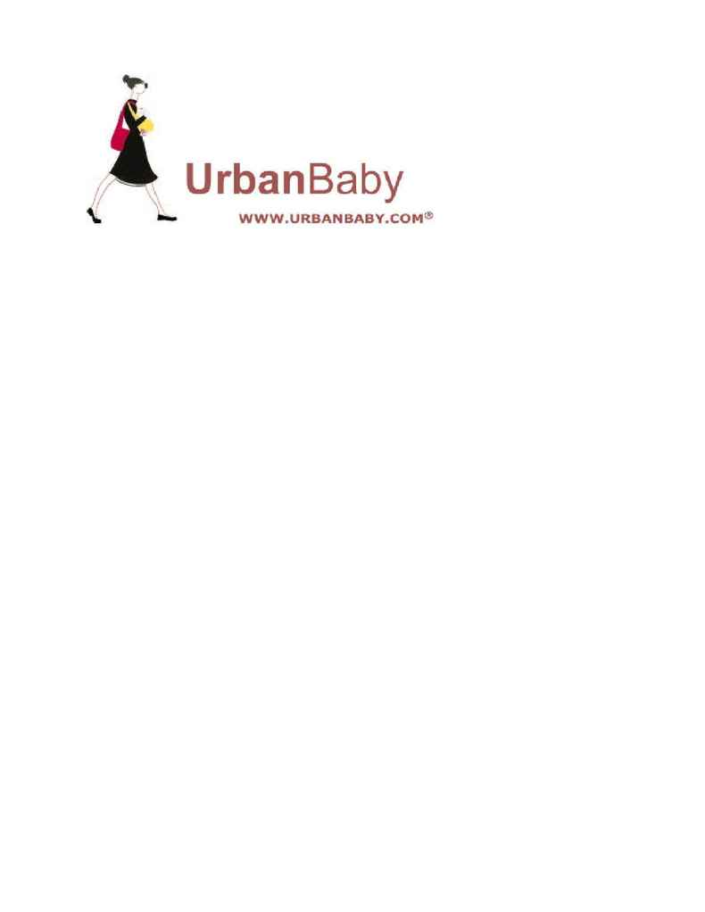 Urban Baby - Urban Baby Media Kit