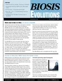Biosis - BIOSIS EVOLUTIONS 8 4