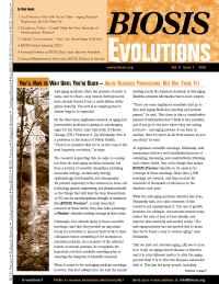 Biosis - biosis evolutions 9 1