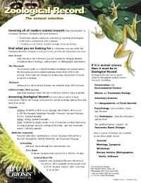 Biosis - ZR English