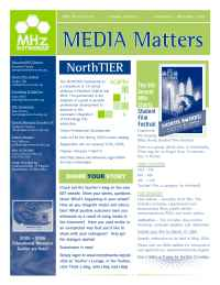 MHz Networks - Newsletter 10 05