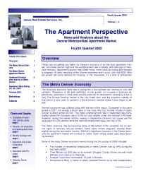 James Real Estate - AP 2002 4th Qtr