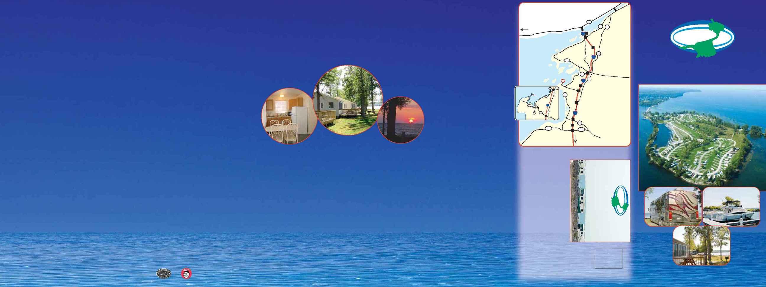 Association Island RV Resort and Marina - AIResort Colour Brochure 2005
