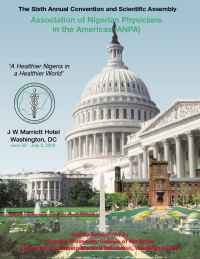 Association of Nigerian Physicians in the Americas - dc