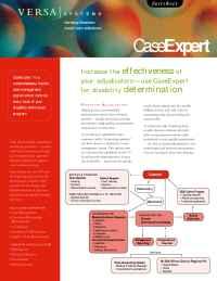 Versa Systems - caseexpert
