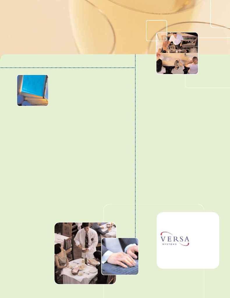 Versa Systems - Brochure ABC