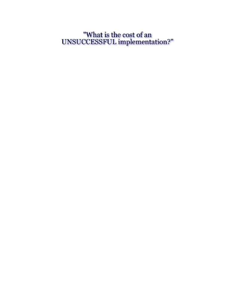 ISES Corporation - CMMS