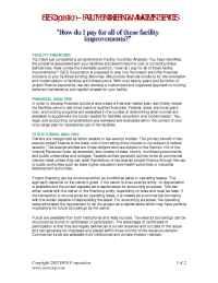 ISES Corporation - Financing