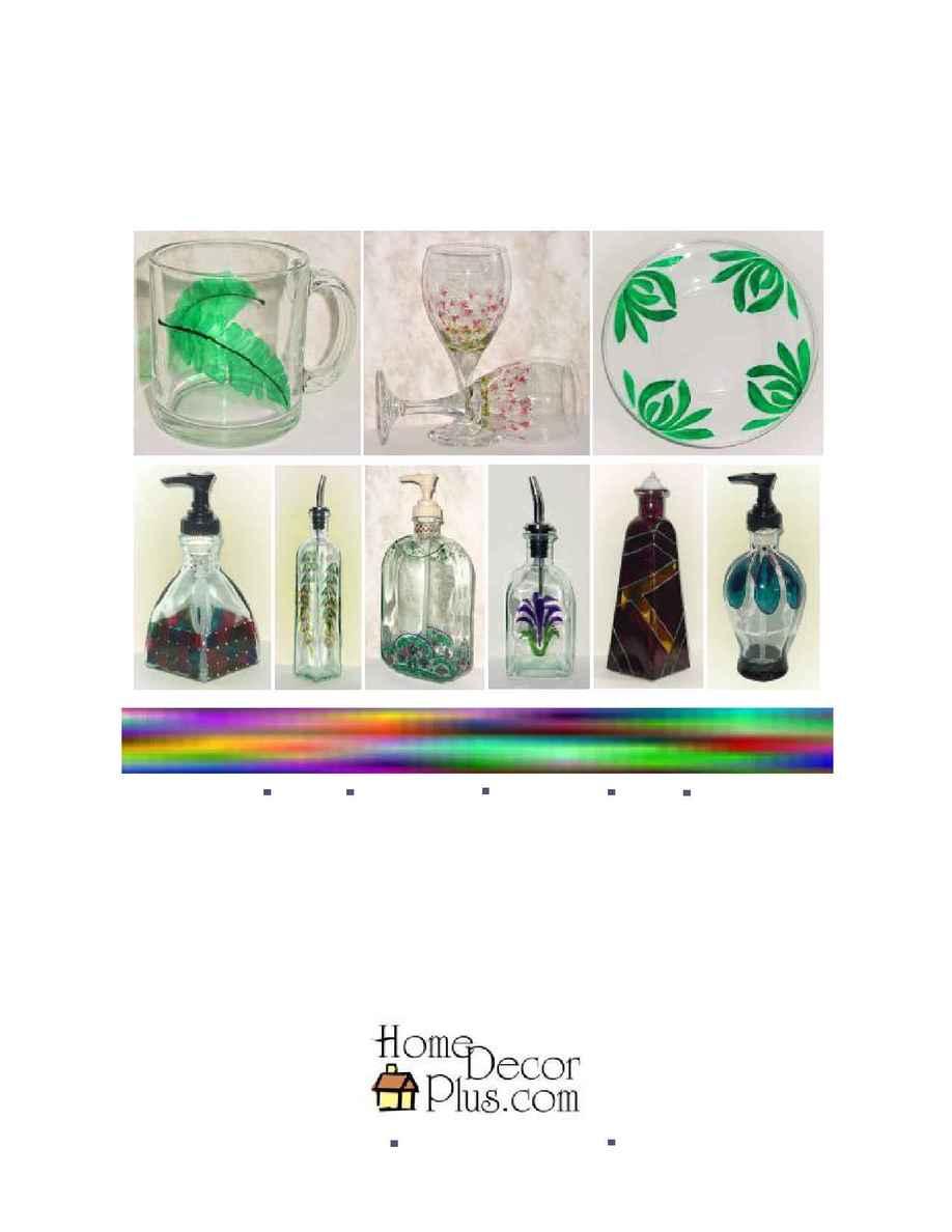 HomeDecorPlus.com - Handpainted Catalog F