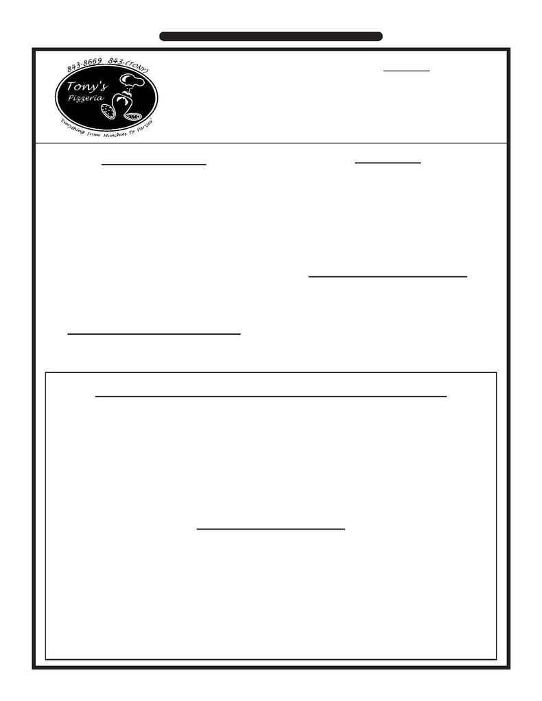 The Recorder - Amst Menu Guide 07 10