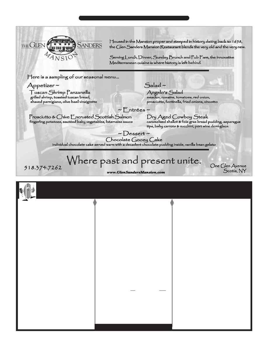 The Recorder - Amst Menu Guide 07 14