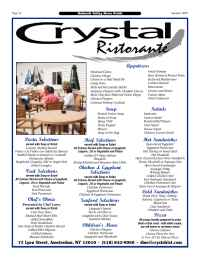 The Recorder - Amst Menu Guide 07 32