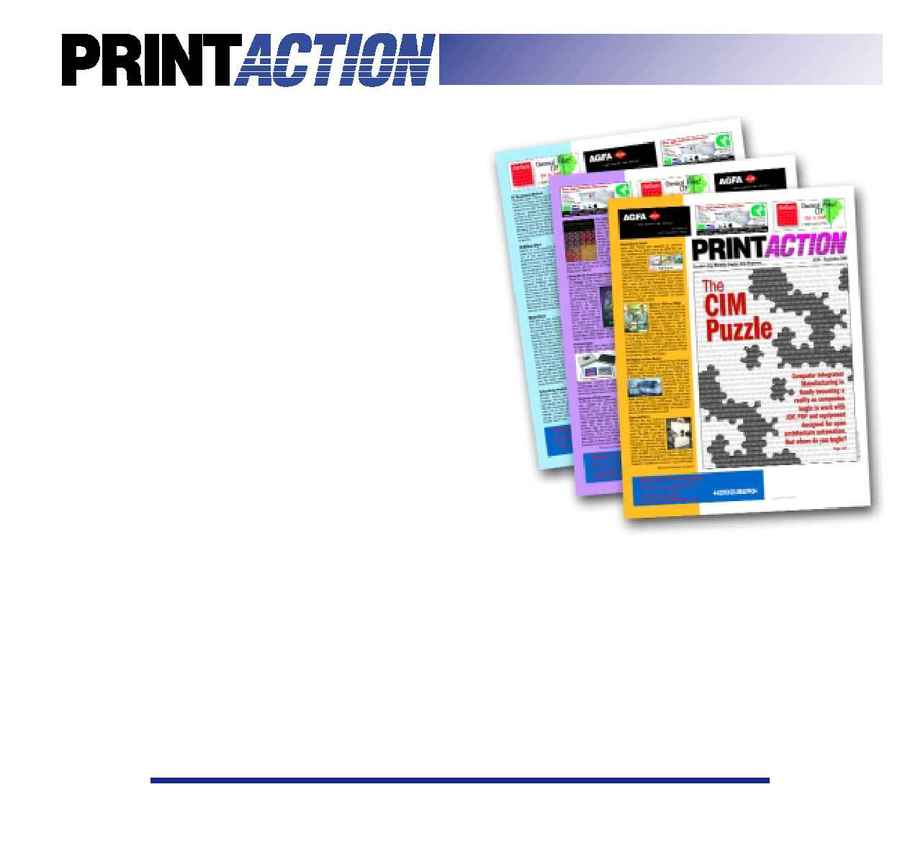 PrintAction - advertise