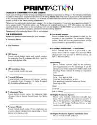 PrintAction - ctpsurvey