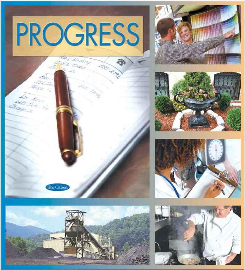 Auburn Citizen - progress